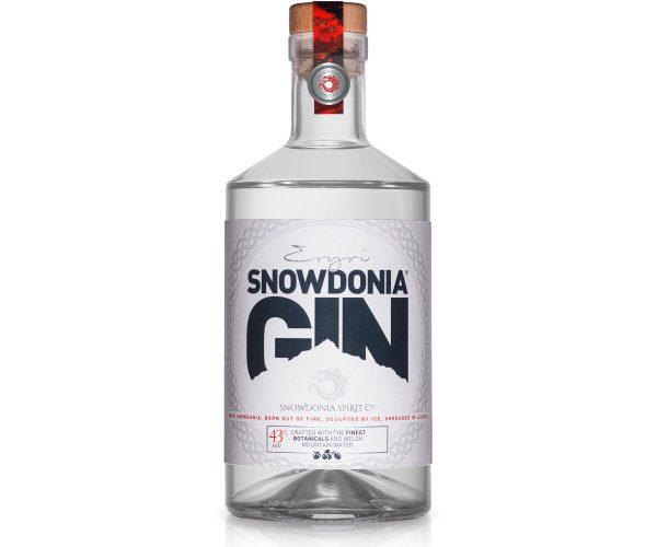 Snowdonia Welsh gin