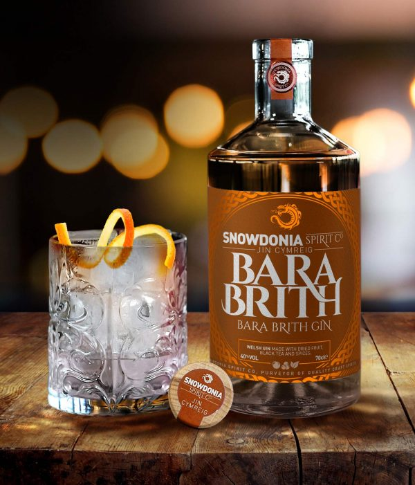 welsh bara brith gin