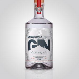 snowdonia gin, welsh gin