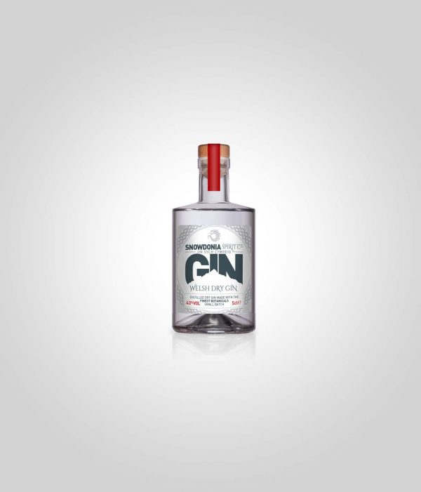 welsh gin miniature